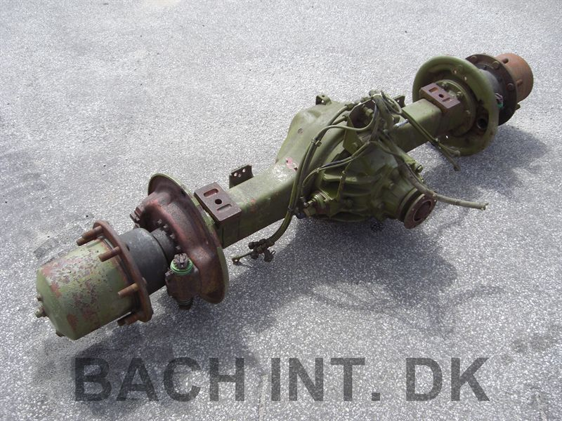 Axle (Magirus 110 4x4) rear